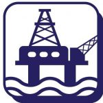 oil rig image